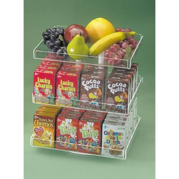 CLM372 - Cal-Mil - 372 - 3-Tier Revolving Cereal Organizer Product Image