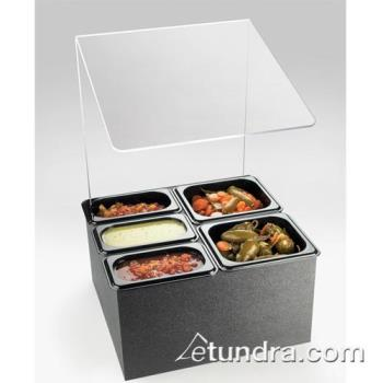CLMC658 - Cal-Mil - C658 - Salsa/Condiment Bar Housing Product Image