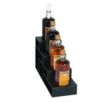 DRMCTBH4BT - Dispense-Rite - CTBH-4BT - Four Section Countertop Bottle Holder Product Image