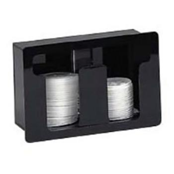 DRMFML2 - Dispense-Rite - FML-2 - Two Section Built In Lid Organizer Product Image