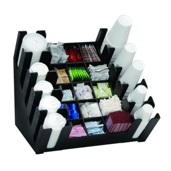 DRMMLCCO5BT - Dispense-Rite - MLCCO-5BT - High Volume Cup, Lid, Condiment And Straw Organizer Product Image
