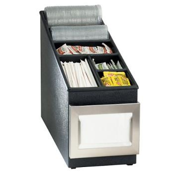 DRMNSLC1BT - Dispense-Rite - NSLC-1BT - Countertop Napkin, Straw, Lid And Condiment Organizer Product Image
