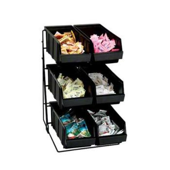 DRMWRCOND6 - Dispense-Rite - WR-COND-6 - 6 Compartment Condiment Organizer Product Image