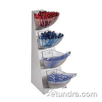 WOR4191104 - World Cuisine - 41911-04 - 4-Bin Condiment Tower Product Image