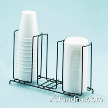 CLM1229 - Cal-Mil - 1229 - 3 Section Cup and Lid Dispenser Product Image