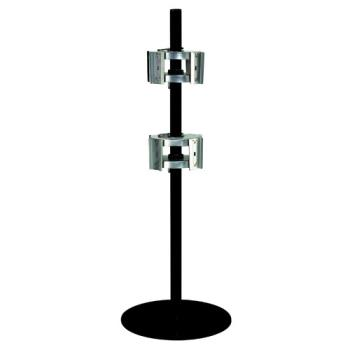 DRMARS4 - Dispense-Rite - ARS-4 - Revolving 22 4/7in Countertop Dispensing Stand Product Image