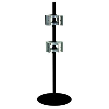 DRMARS6 - Dispense-Rite - ARS-6 - Revolving 9 in Countertop Dispensing Stand Product Image