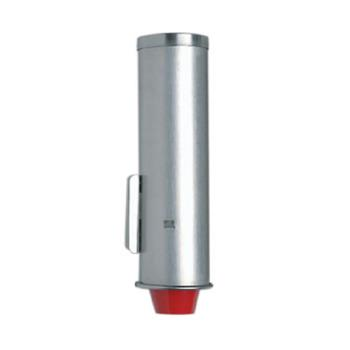 59263 - Dispense-Rite - SFL-ADJ - 2-6 oz Pull-type Souffle Cup Dispenser Product Image