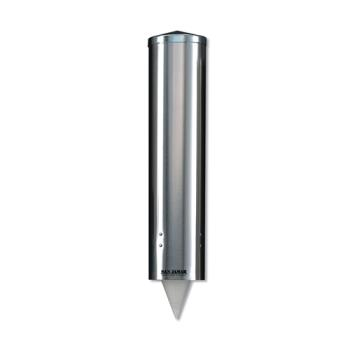 SANC3250SS - San Jamar - C3250SS - Pull-Type Medium Cup Stainless Dispenser Product Image