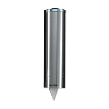 SANC3450SS - San Jamar - C3450SS - Pull-Type Large Cup Stainless Dispenser Product Image