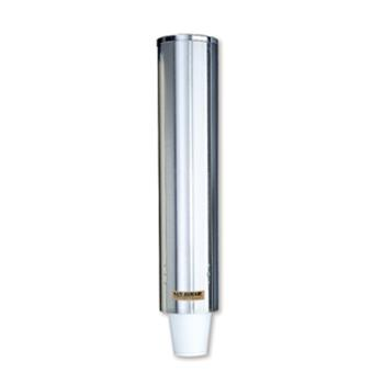 SANC4200PF - San Jamar - C4200PF - Pull-Type 4-10 Oz  Cup Stainless  Dispenser Product Image