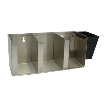 51295 - San Jamar - L1014 - 3-Section Lid Organizer Product Image
