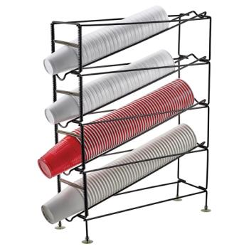 WINCDR4 - Winco - CDR-4 - 4-Tier Cup Dispenser Product Image
