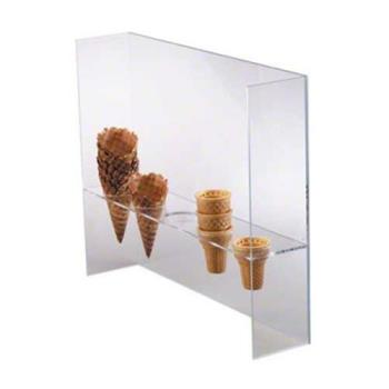 DRMCSG5L - Dispense-Rite - CSG-5L - Five Section Cone Stand With Shield Product Image