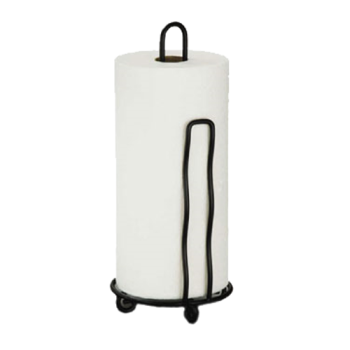76509 - American Metalcraft - THN61 - Wrought Iron Paper Towel Holder Product Image