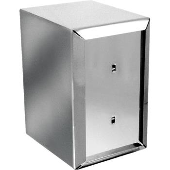 ITWITWIAF - ITI - ITW-I-AF - 6 in Full Stainless Steel Napkin Dispenser Product Image