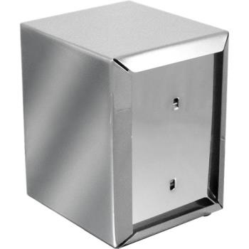 ITWITWIAH - ITI - ITW-I-AH - 5 3/8 in Half Stainless Steel Napkin Dispenser Product Image