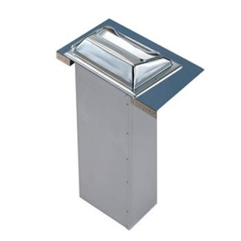SANH2000XC - San Jamar - H2000XC - In-Counter Minfold Chrome Napkin Dispenser Product Image