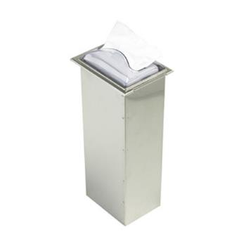 SANH2003CLSS - San Jamar - H2003CLSS - Drop-in Interfold Napkin Dispenser  Product Image
