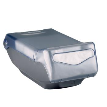 SANH5000CL - San Jamar - H5000CL - Venue® Minifold Control Clear Napkin Dispenser Product Image