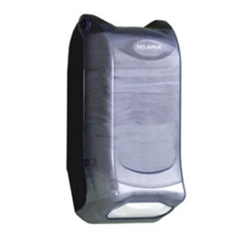 SANH5003PCL - San Jamar - H5003PCL - Venue® Wall Mount Interfold Clear Napkin Dispenser Product Image