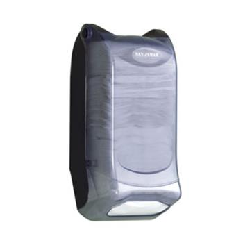 SANH5004PCL - San Jamar - H5004PCL - Venue® Wall Mount Mini Interfold Clear Napkin Dispenser Product Image
