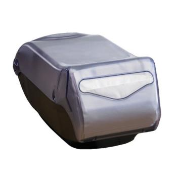 SANH5005CL - San Jamar - H5005CL - Venue® Fullfold Control Clear Napkin Dispenser Product Image