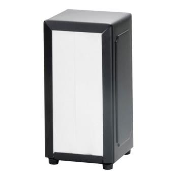 TAB2212 - Tablecraft - 2212 - Full Size Black Napkin Dispenser Product Image