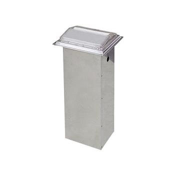 51187 - Vollrath - 6520-28 - In-Counter Paper Napkin Dispenser Product Image