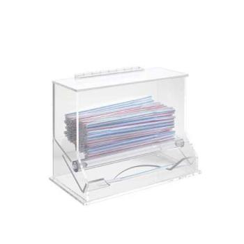 CLM294 - Cal-Mil - 294 - 10 1/4 in Unwrapped Straw Dispenser Product Image