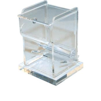 WINACTD3 - Winco - ACTD-3 - Clear Toothpick Dispenser Product Image