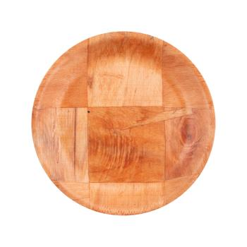 UPDWRP6 - Update - WRP-6 - 6 In Woven Wood Salad Plate Product Image