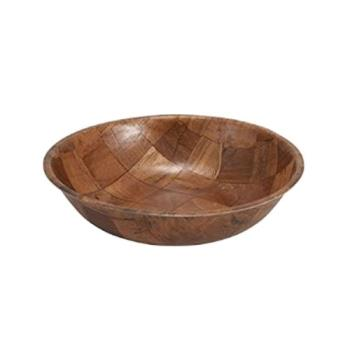 85741 - Winco - WWB-6 - 6 in Woven Wood Salad Bowl Product Image