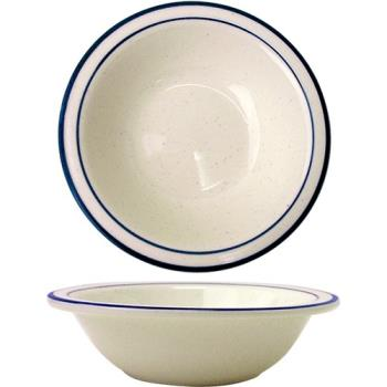 ITWDA11 - ITI - DA-11 - 4 3/4 Oz Danube™ Blue Speckled Fruit Bowl Product Image