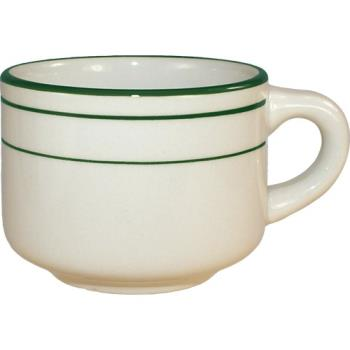 ITWVE23 - ITI - VE-23 - 7 3/4 Oz Verona™ Stack-able Teacup Product Image