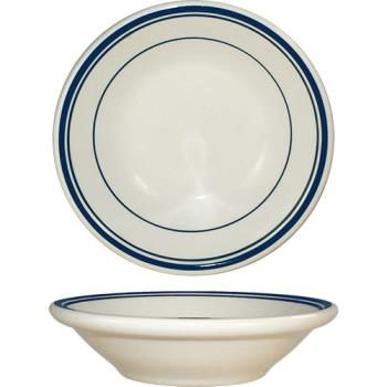 ITWCT11 - ITI - CT-11 - Catania™ 4.25 oz Fruit Bowl w/Blue Band Product Image