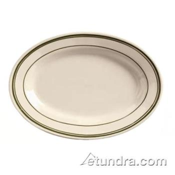 "WTIVIC14 - World Tableware - VIC-14 - Viceroy 12 1/2"" x 8 3/4"" Platter Product Image"
