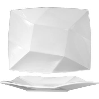 ITWAS22 - ITI - AS-22 - 8 1/4 in Aspekt™ Square Faceted Plate Product Image