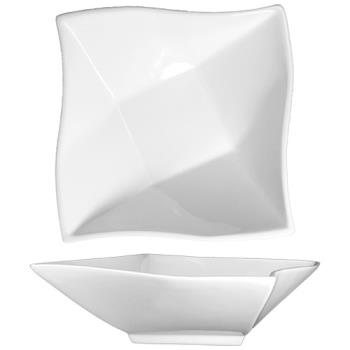 ITWAS43 - ITI - AS-43 - 37 Oz Square Aspekt™ Faceted Bowl Product Image
