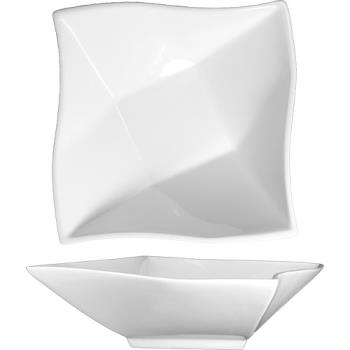 ITWAS45 - ITI - AS-45 - 76 Oz Square Aspekt™ Faceted Bowl Product Image