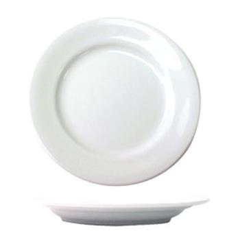 ITWBL6 - ITI - BL-6 - 6 1/4 in Bristol™ Fine Porcelain Plate Product Image
