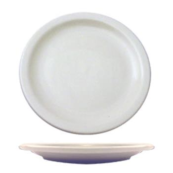 59141 - ITI - BR-16 - 10 3/8 in Brighton™ Porcelain Plate Product Image