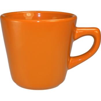 ITWCA1O - ITI - CA-1-O - 7 Oz Cancun™ Orange Tall Teacup Product Image