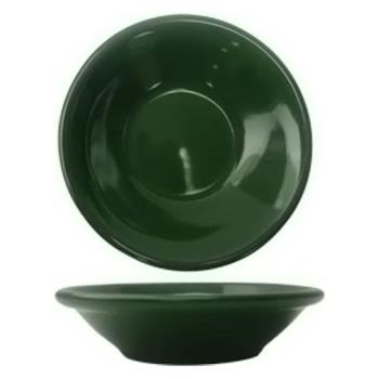 ITWCA11G - International Tableware - CA-11-G - 4 3/4 Oz Green Cancun™ Fruit Bowl With Rolled Edge Product Image