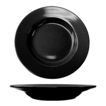 ITWCA120B - ITI - CA-120-B - 20 Oz Cancun™ Black Pasta Bowl With Rolled Edge Product Image