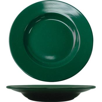 ITWCA120G - ITI - CA-120-G - 20 Oz Cancun™ Green Pasta Bowl With Rolled Edge Product Image