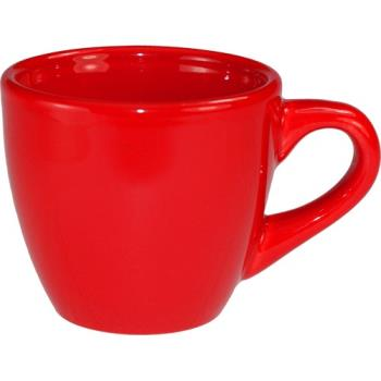 ITWCA35CR - ITI - CA-35-CR - 3 1/2 Oz Cancun™ Crimson Red A.D Teacup Product Image