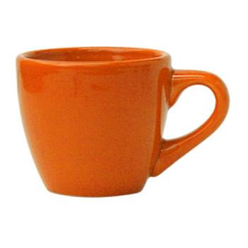 ITWCA35O - ITI - CA-35-O - 3 1/2 Oz Cancun™ Orange A.D Teacup Product Image