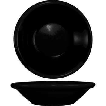 ITWCAN11B - ITI - CAN-11-B - 4 3/4 Oz Black Cancun™ Fruit Bowl With Narrow Rim Product Image