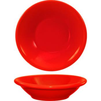 ITWCAN11CR - ITI - CAN-11-CR - 4 3/4 Oz Crimson Red Cancun™ Fruit Bowl With Narrow Rim Product Image